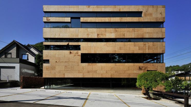 World Architecture Festival winner Makoto Nakayama talks about HIGO