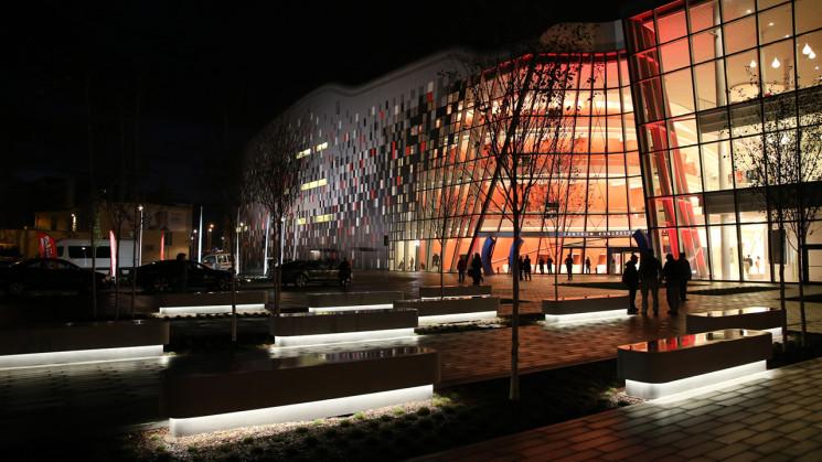Krzysztof Ingarden talks about Ice Krakow Congress Center