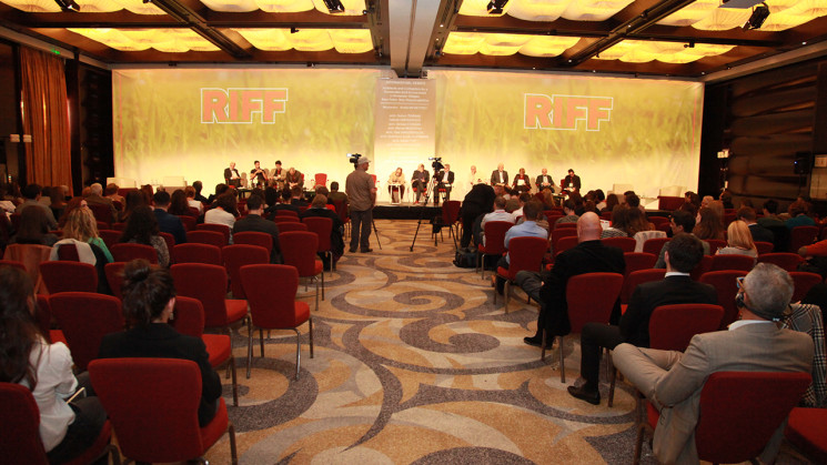 Over 350 architects and contractors at RIFF 2015 Bucharest