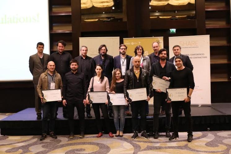 2016 GIS Design Awards winners