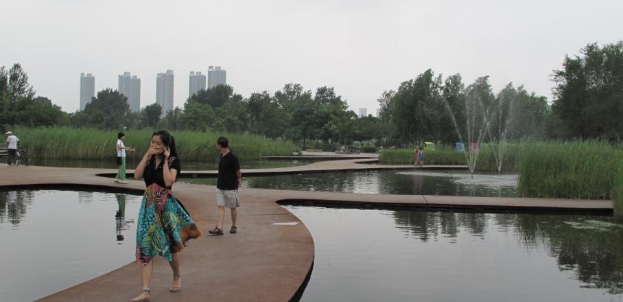 Changbai River Park
