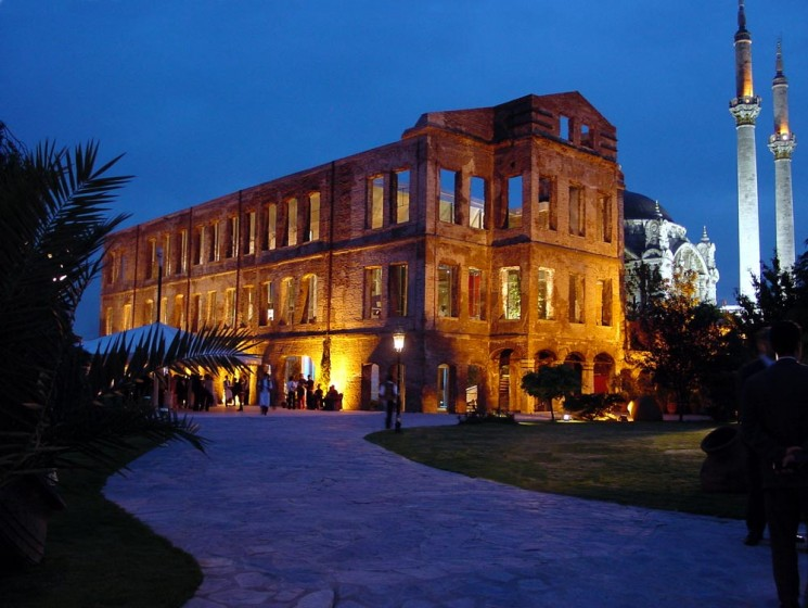 Esma Sultan Palace, from ruins to multi-purpose event space