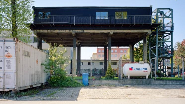 Post-industrial regeneration with Przemyslaw Lukasik