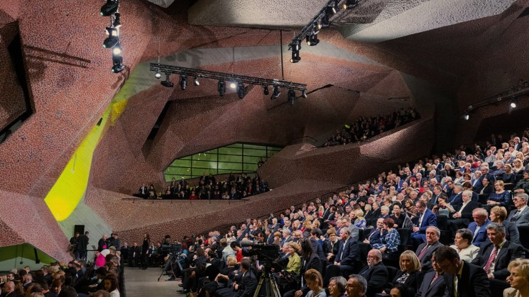 Reason and Emotion – the special case of an Auditorium in Torun