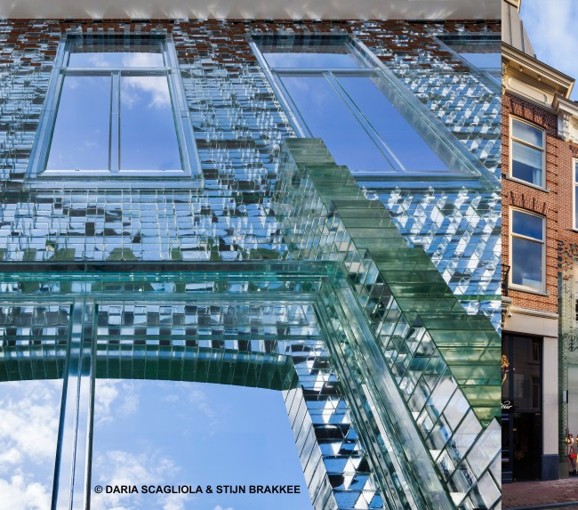Explorations in Glass: Masterclass by MVRDV at SHARE WARSAW 2016