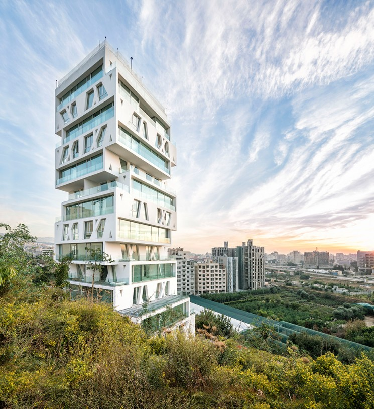 Elena Staskute from Orange Architects will present at RIFF Bucharest the iconic and innovative residential tower The Cube