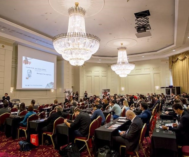 RIFF Bucharest events and Romanian Building Awards 2016 edition, an outstanding meeting with renowned architects, about the culture of architecture