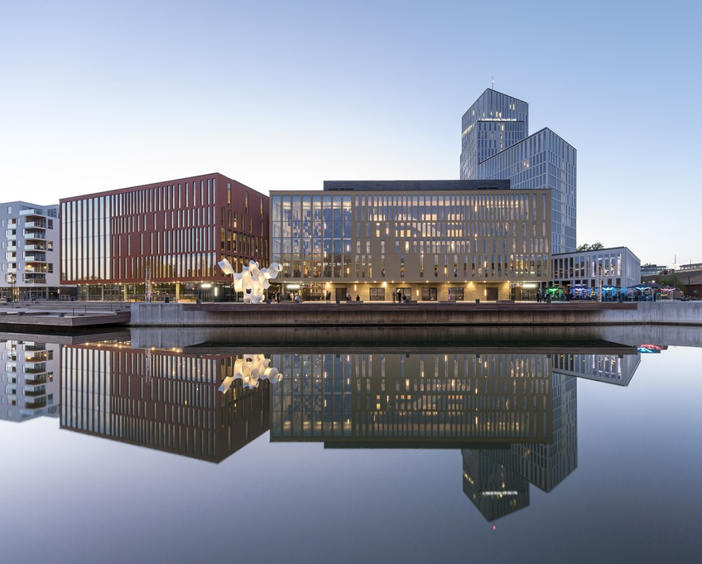 SHL_Architects_Malmo Live_afternoon view - Copy