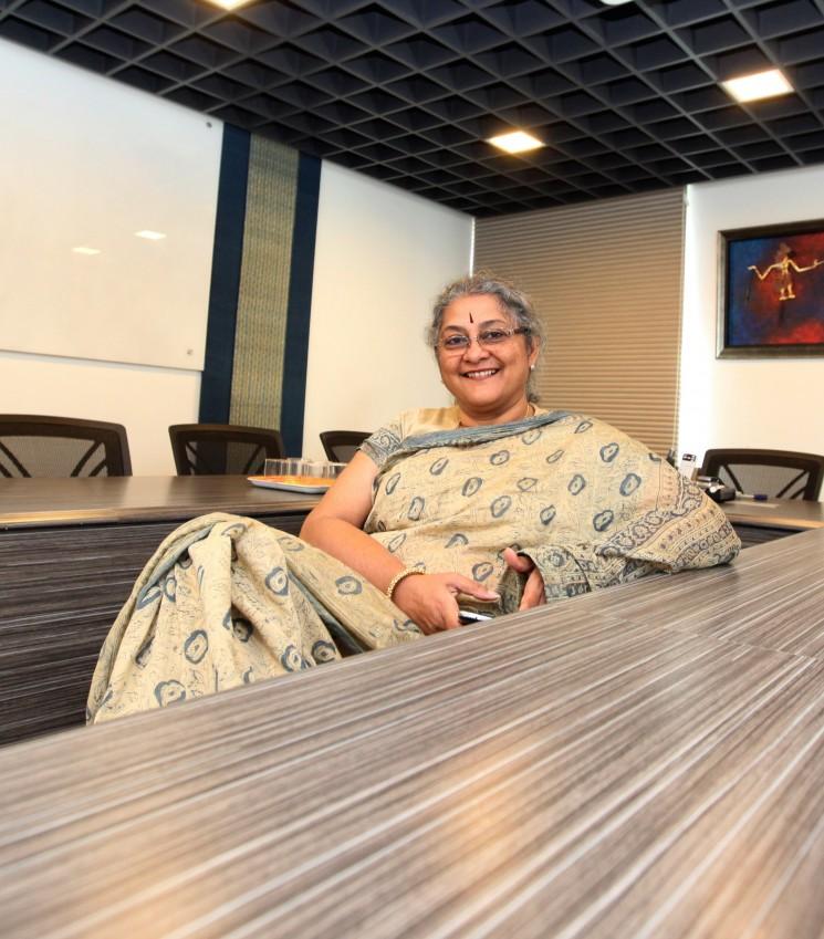 India's pioneering woman architect, Sheila Sri Prakash, at SHARE International Architecture and Engineering Forum Bucharest 2017