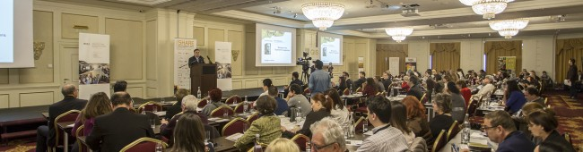 SHARE Forum brought together international architects, engineers and contractors in Bucharest