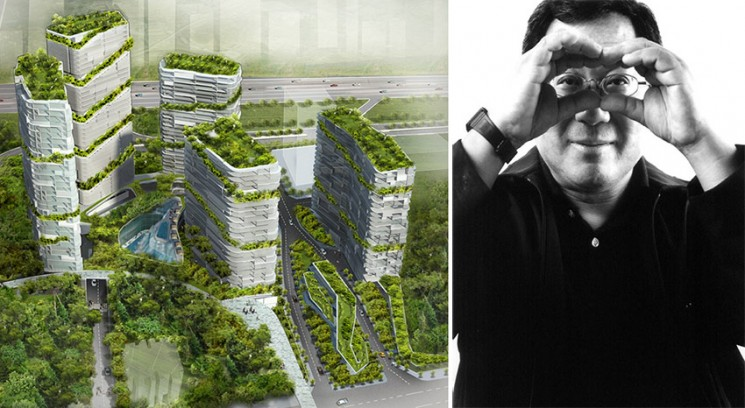 Interview with Ken Yeang for share-architects.com