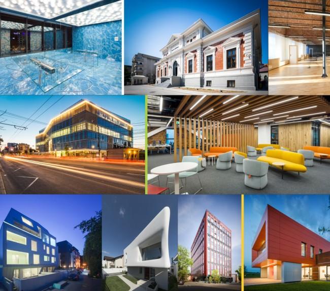 Shortlist Revealed for Romanian Building Awards 2017