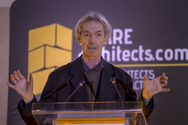 Architecture, Today. A conversation with Renato Rizzi for share-architects.com