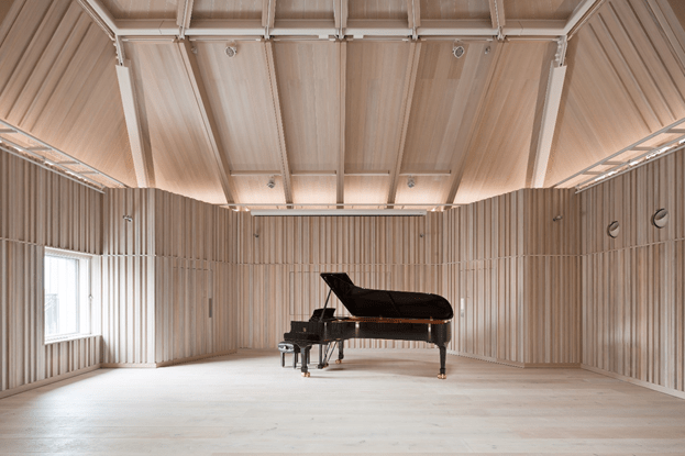 A NEW PROJECT BY IAN RITCHIE ARCHITECTS AT THE ROYAL ACADEMY OF MUSIC IN LONDON