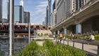 Chicago Riverwalk, Carol Ross Architects, Photo by Kate Joyce Studio. Courtesy of AIA