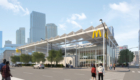 McDonald's Global Flagship – Chicago, courtesy of Ross Barney Architects