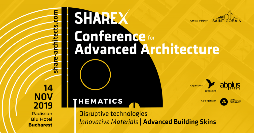 SHARE X 2019 | ABOUT - SHARE ARCHITECTS
