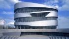 Projekt: Mercedes Benz Museum, Stuttgart Architekt: UN Studio (Ben van Berkel), Amsterdam Ausstellungsdesign: HG Merz, Stuttgart